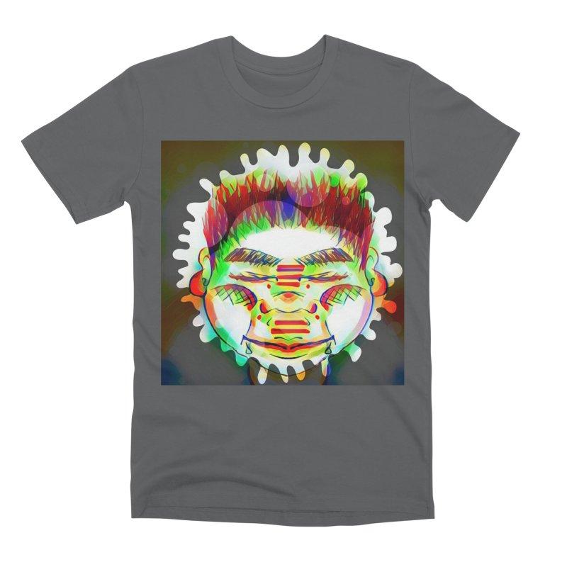 Peace&Color Men's Premium T-Shirt by peacewild's Artist Shop