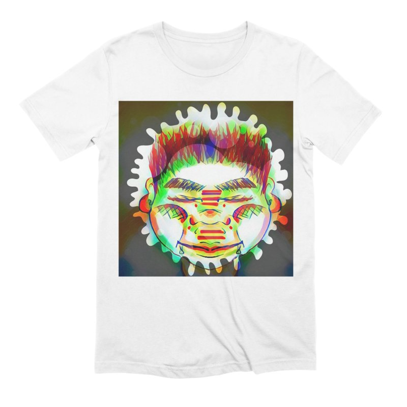 Peace&Color Men's Extra Soft T-Shirt by peacewild's Artist Shop