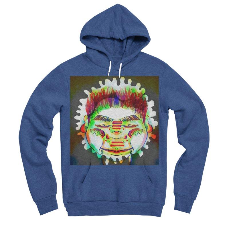 Peace&Color Women's Sponge Fleece Pullover Hoody by peacewild's Artist Shop