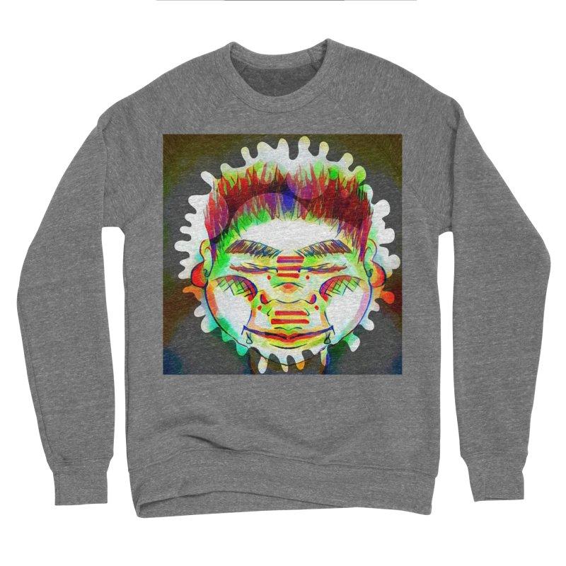Peace&Color Men's Sponge Fleece Sweatshirt by peacewild's Artist Shop