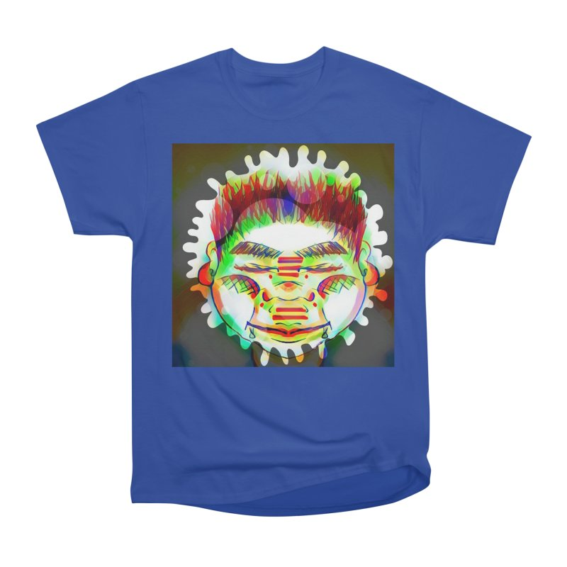 Peace&Color Women's Heavyweight Unisex T-Shirt by peacewild's Artist Shop