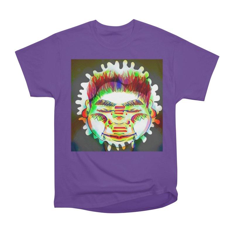 Peace&Color Men's Heavyweight T-Shirt by peacewild's Artist Shop