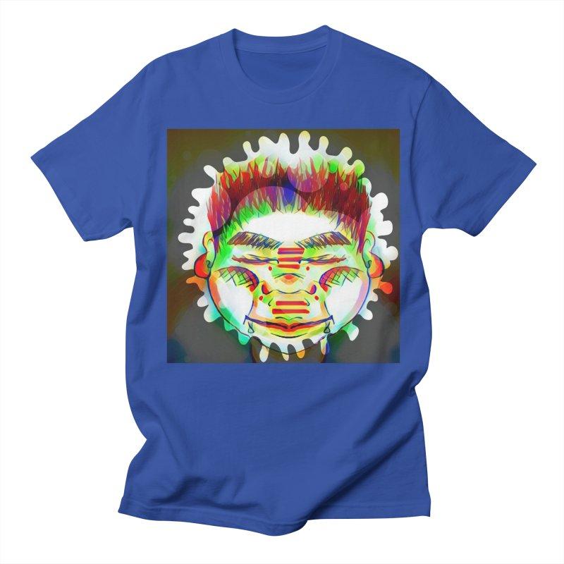 Peace&Color Men's Regular T-Shirt by peacewild's Artist Shop