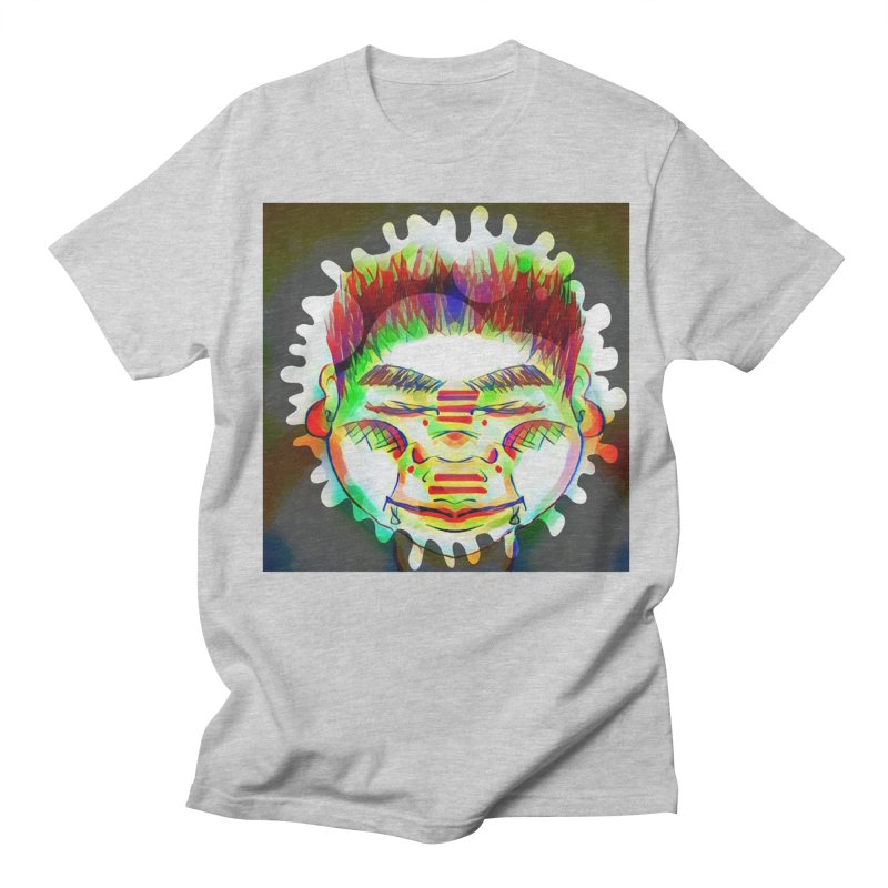 Peace&Color Men's Regular T-Shirt by peacewild's Artist Shop