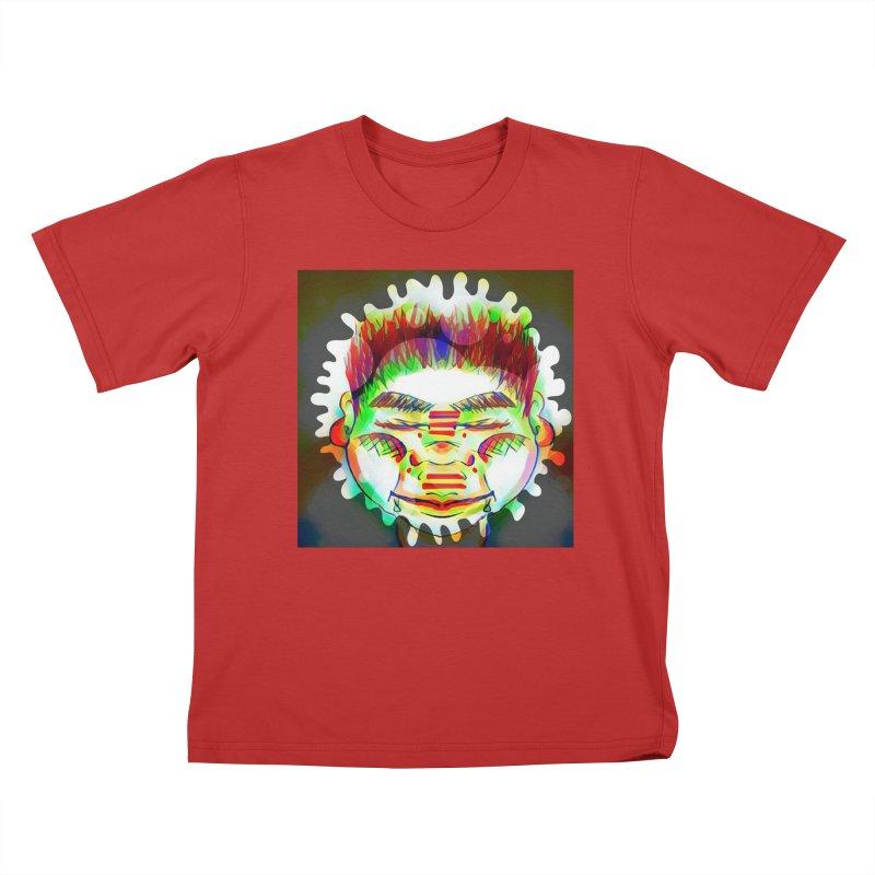 Peace&Color Kids T-Shirt by peacewild's Artist Shop