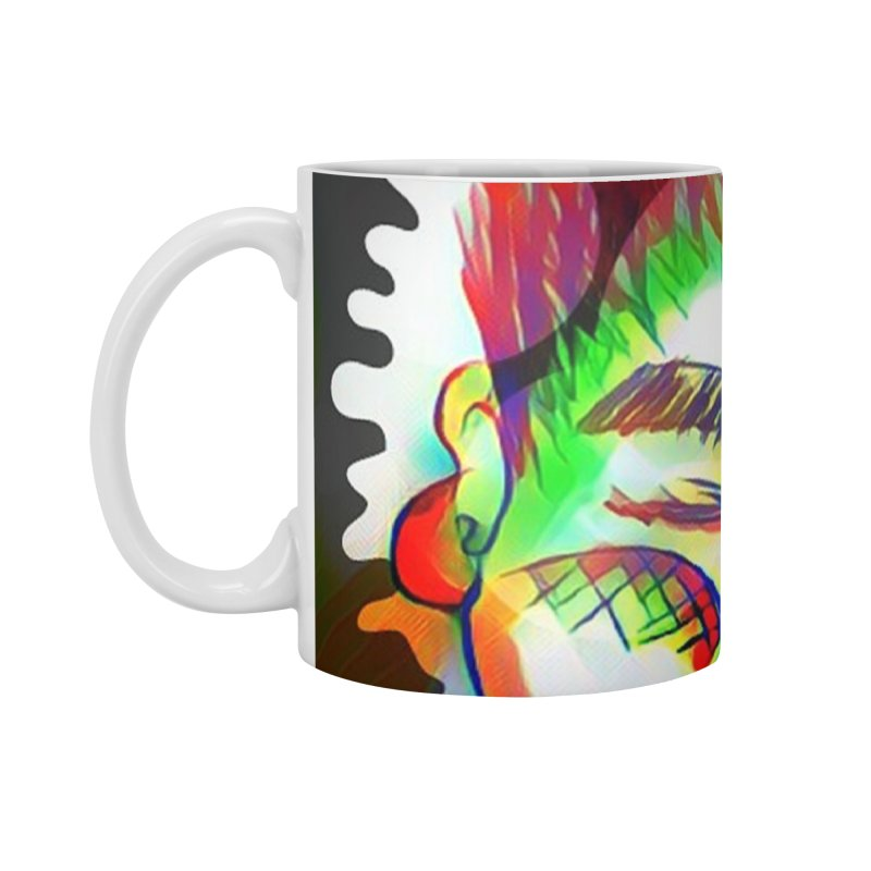 Peace&Color Accessories Mug by peacewild's Artist Shop
