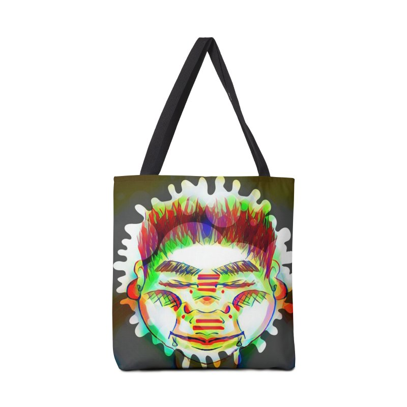 Peace&Color Accessories Bag by peacewild's Artist Shop