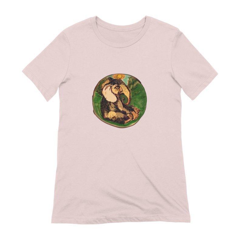 Elephant Dream Women's Extra Soft T-Shirt by peacewild's Artist Shop