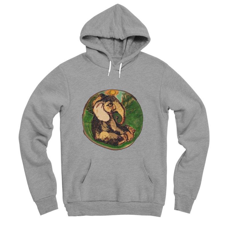 Elephant Dream Women's Sponge Fleece Pullover Hoody by peacewild's Artist Shop