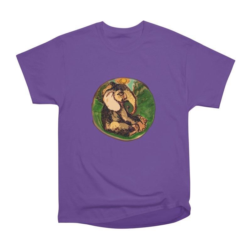 Elephant Dream Women's Heavyweight Unisex T-Shirt by peacewild's Artist Shop