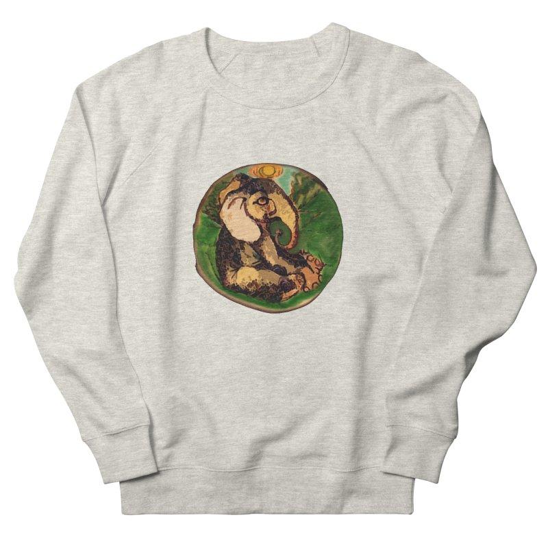 Elephant Dream Women's French Terry Sweatshirt by peacewild's Artist Shop