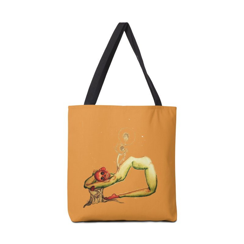 Garden Life Accessories Bag by peacewild's Artist Shop