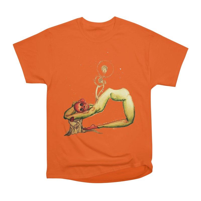 Garden Life Women's Heavyweight Unisex T-Shirt by peacewild's Artist Shop
