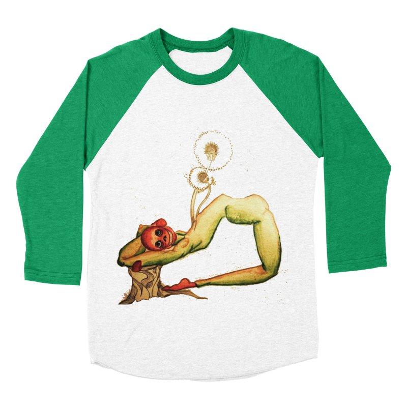 Garden Life Women's Baseball Triblend Longsleeve T-Shirt by peacewild's Artist Shop