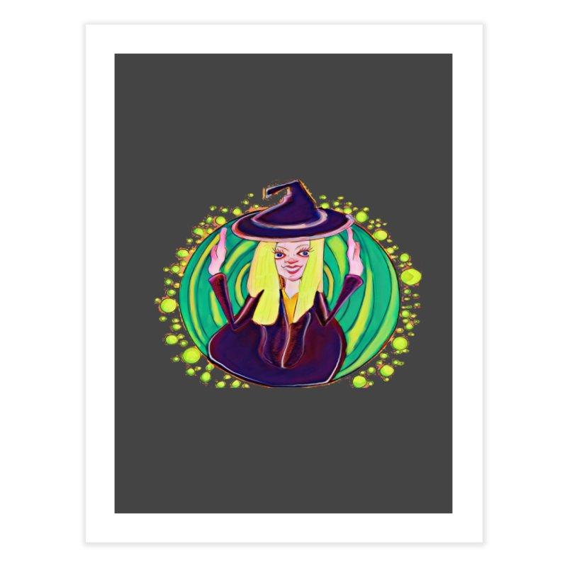 First Witch Home Fine Art Print by peacewild's Artist Shop