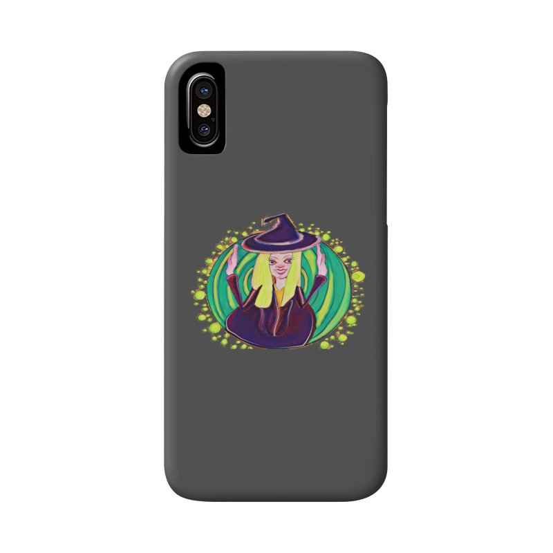 First Witch Accessories Phone Case by peacewild's Artist Shop