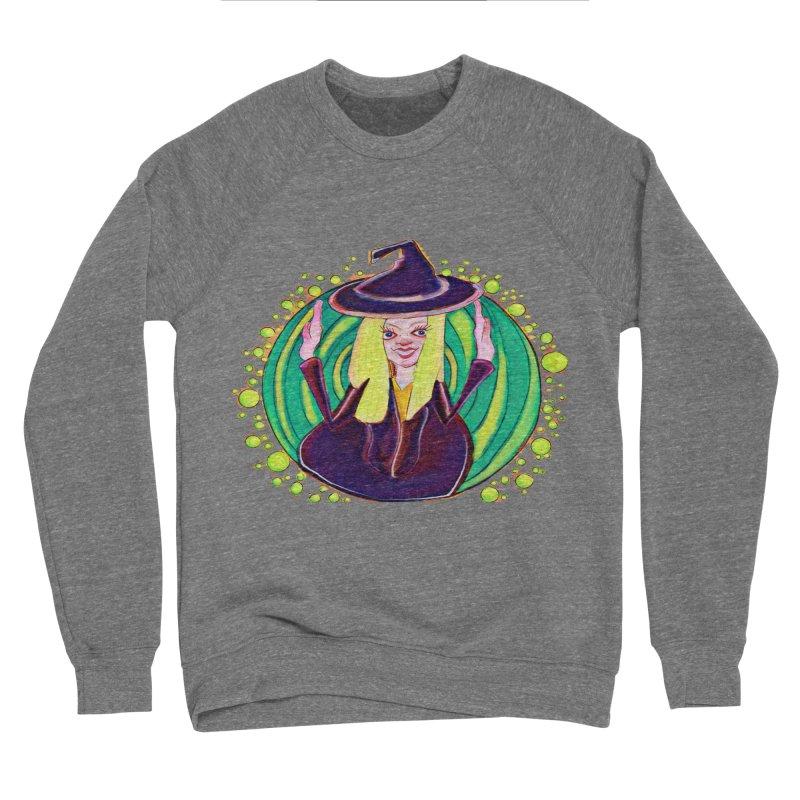 First Witch Women's Sponge Fleece Sweatshirt by peacewild's Artist Shop