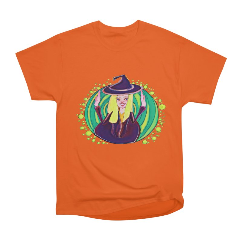 First Witch Women's Heavyweight Unisex T-Shirt by peacewild's Artist Shop