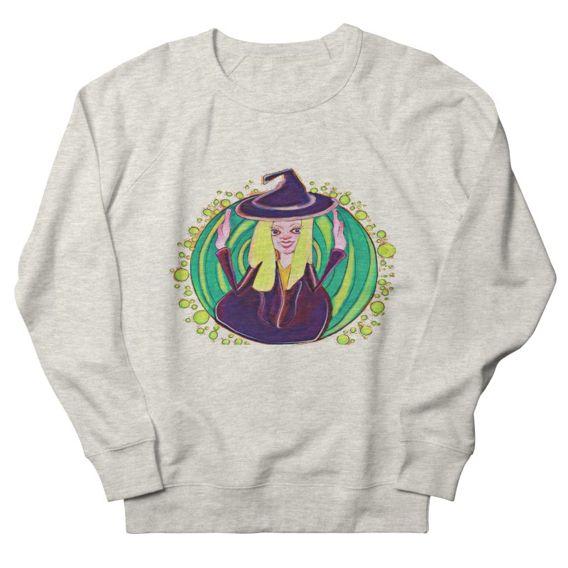 First Witch Women's French Terry Sweatshirt by peacewild's Artist Shop