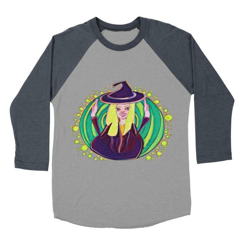 First Witch Women's Baseball Triblend Longsleeve T-Shirt by peacewild's Artist Shop
