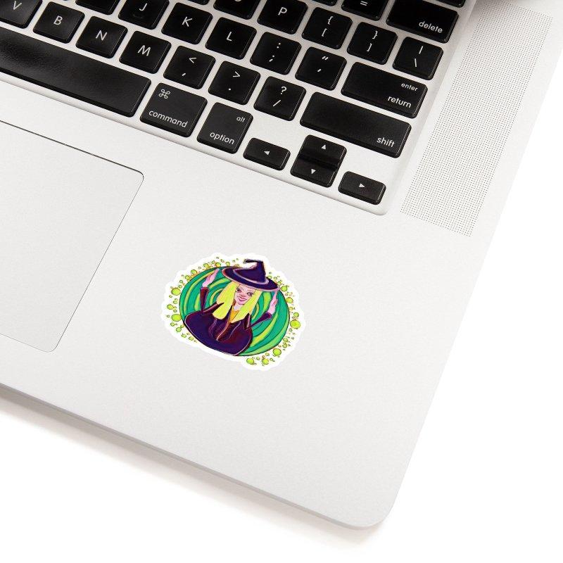 First Witch Accessories Sticker by peacewild's Artist Shop