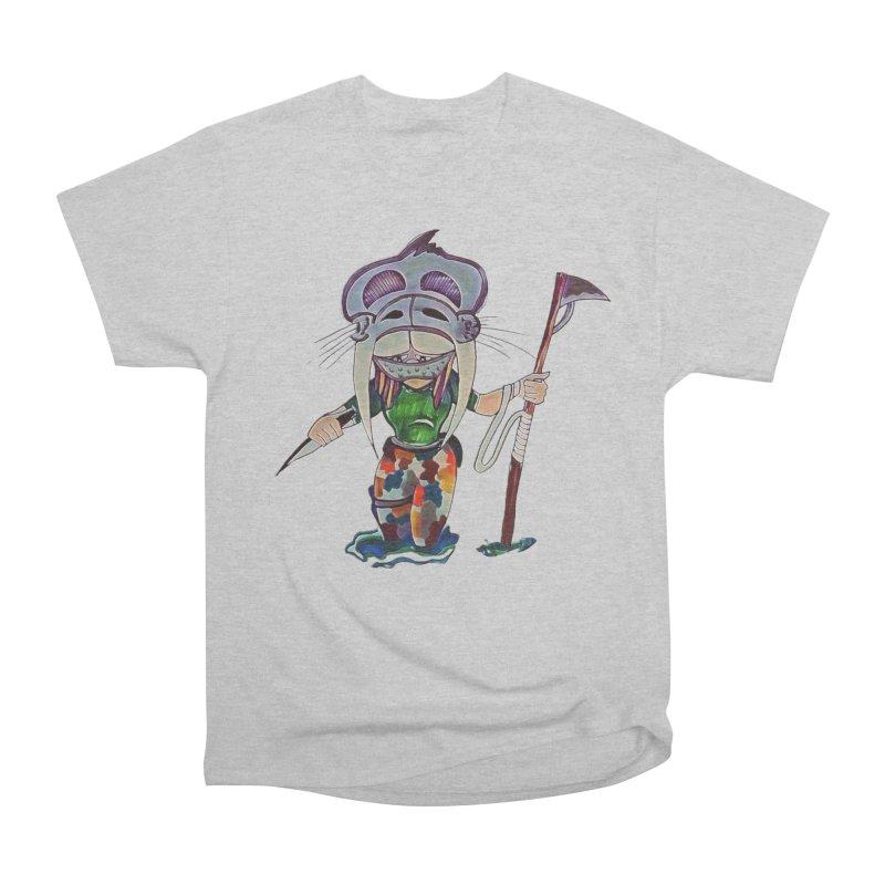 The Huntress Women's Heavyweight Unisex T-Shirt by peacewild's Artist Shop