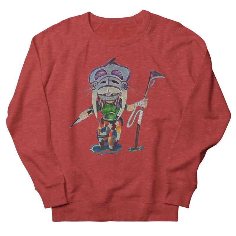 The Huntress Women's French Terry Sweatshirt by peacewild's Artist Shop