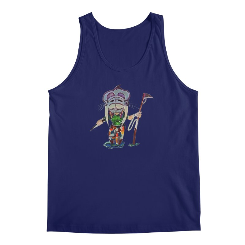The Huntress Men's Regular Tank by peacewild's Artist Shop