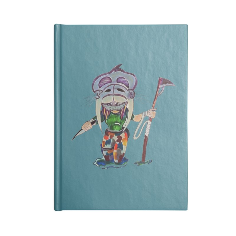 The Huntress Accessories Notebook by peacewild's Artist Shop