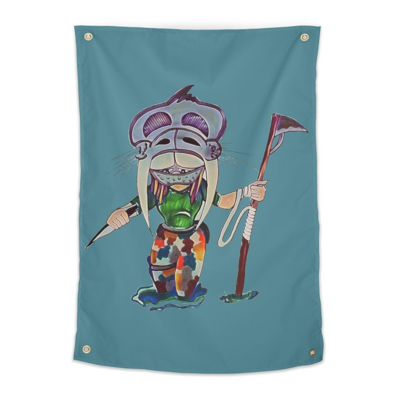 The Huntress Home Tapestry by peacewild's Artist Shop