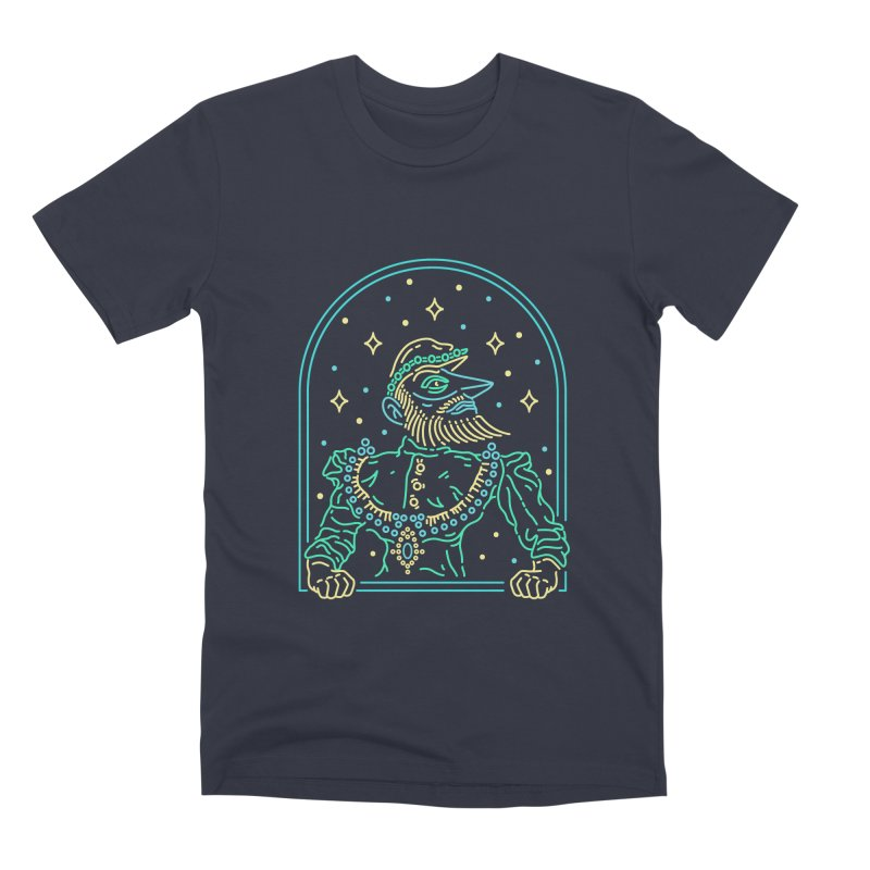 The Prince Men's T-Shirt by Peasant Clothing Shop
