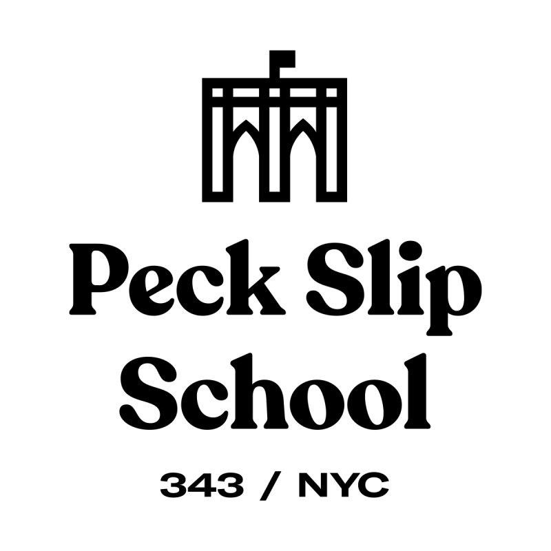 Peck Slip: Under The Bridge Classic Men's T-Shirt by Peckslipmerch's Artist Shop