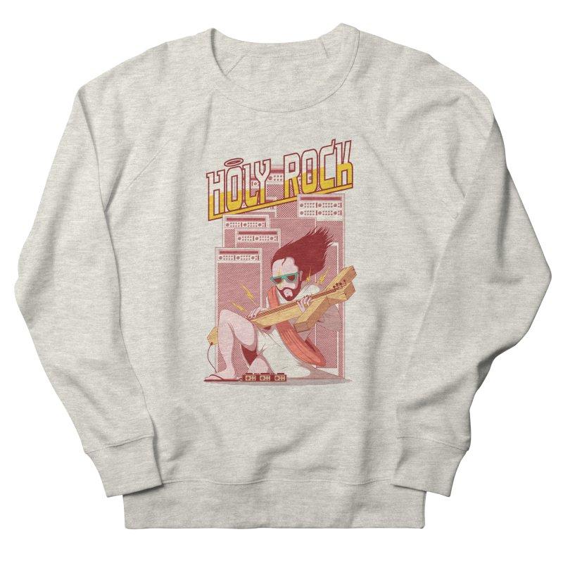 Holy Rock Women's Sweatshirt by pedrorsfernandes's Artist Shop