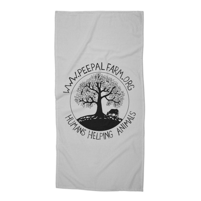Peepal Farm Accessories Beach Towel by Peepal Farm's Shop