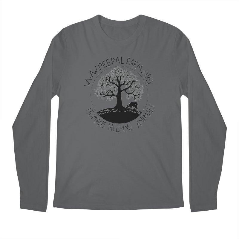 Peepal Farm Men's Regular Longsleeve T-Shirt by Peepal Farm's Shop