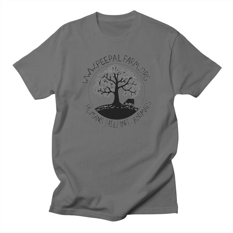 Peepal Farm Men's Regular T-Shirt by Peepal Farm's Shop