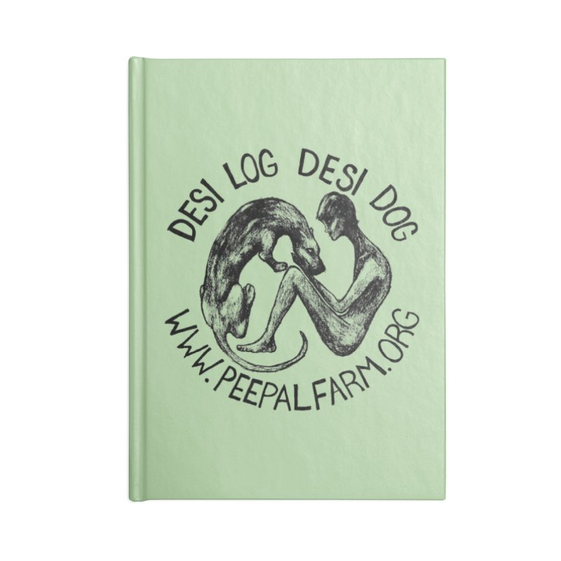 Adopt Desi Accessories Notebook by Peepal Farm's Shop