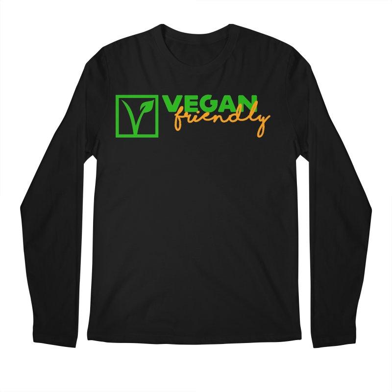 Vegan Friendly Men's Regular Longsleeve T-Shirt by Peepal Farm's Shop