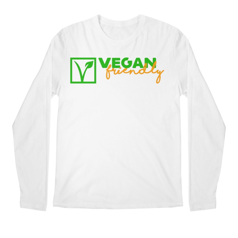 Vegan Friendly Men's Regular Longsleeve T-Shirt by Peepal Farm's Shop