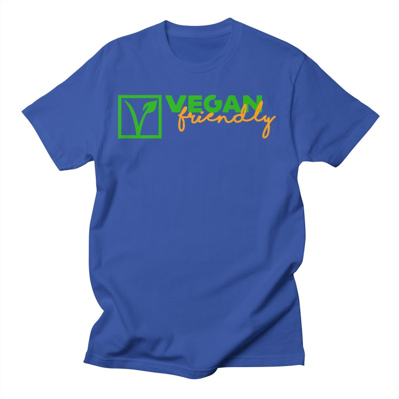 Vegan Friendly Men's Regular T-Shirt by Peepal Farm's Shop