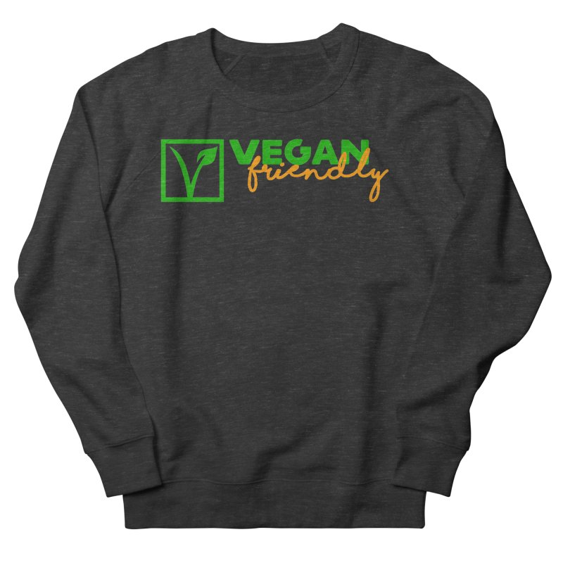 Vegan Friendly Men's French Terry Sweatshirt by Peepal Farm's Shop