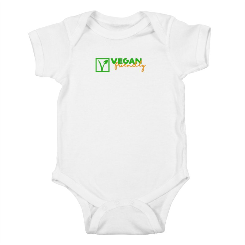 Vegan Friendly Kids Baby Bodysuit by Peepal Farm's Shop