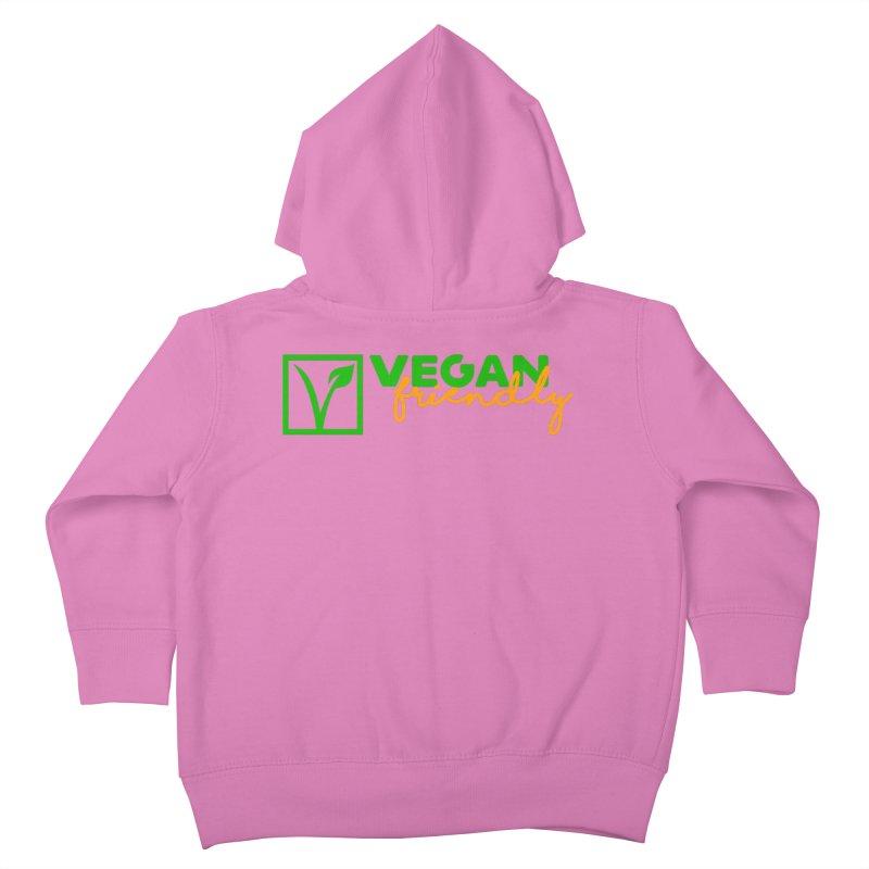 Vegan Friendly Kids Toddler Zip-Up Hoody by Peepal Farm's Shop