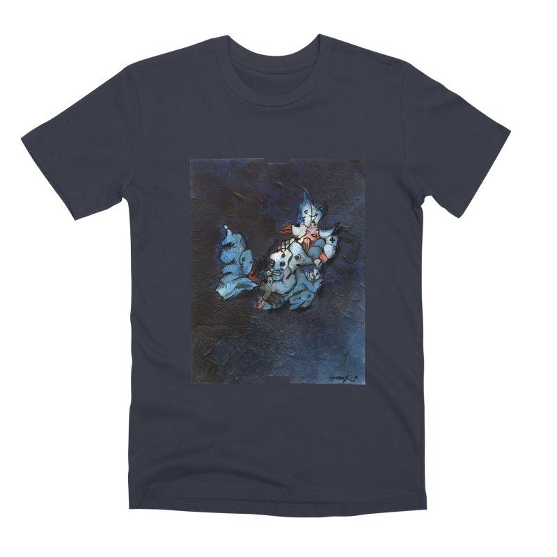 Fahrkarte Berlin #003 Men's T-Shirt by Peer Kriesel's Artist Shop