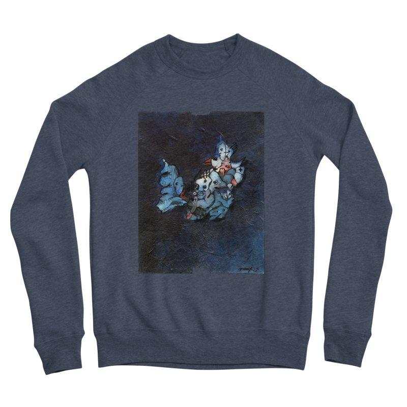 Fahrkarte Berlin #003 Women's Sponge Fleece Sweatshirt by Peer Kriesel's Artist Shop