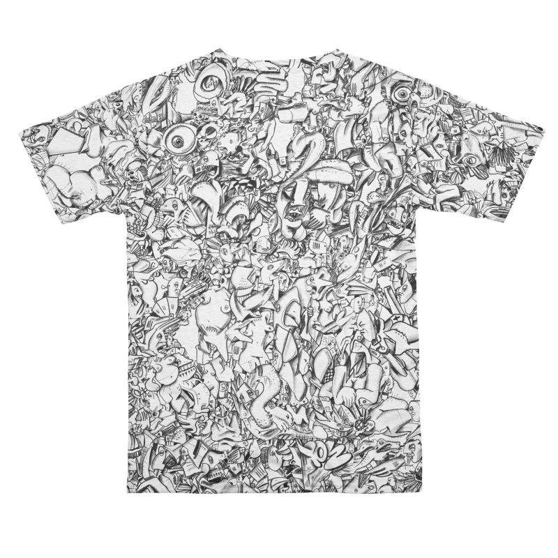 FRTZN Infinite Men's Cut & Sew by Peer Kriesel's Artist Shop