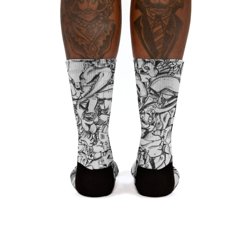 FRTZN Infinite Women's Socks by Peer Kriesel's Artist Shop