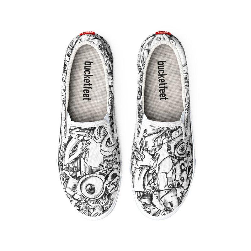 FRTZN Infinite Men's Shoes by Peer Kriesel's Artist Shop