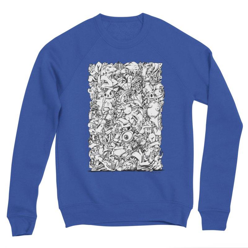 FRTZN Block Women's Sweatshirt by Peer Kriesel's Artist Shop