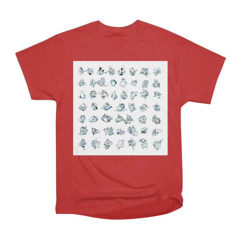 Essences Extracts I Women's T-Shirt by Peer Kriesel's Artist Shop